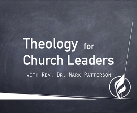 Theology For Church Leaders
